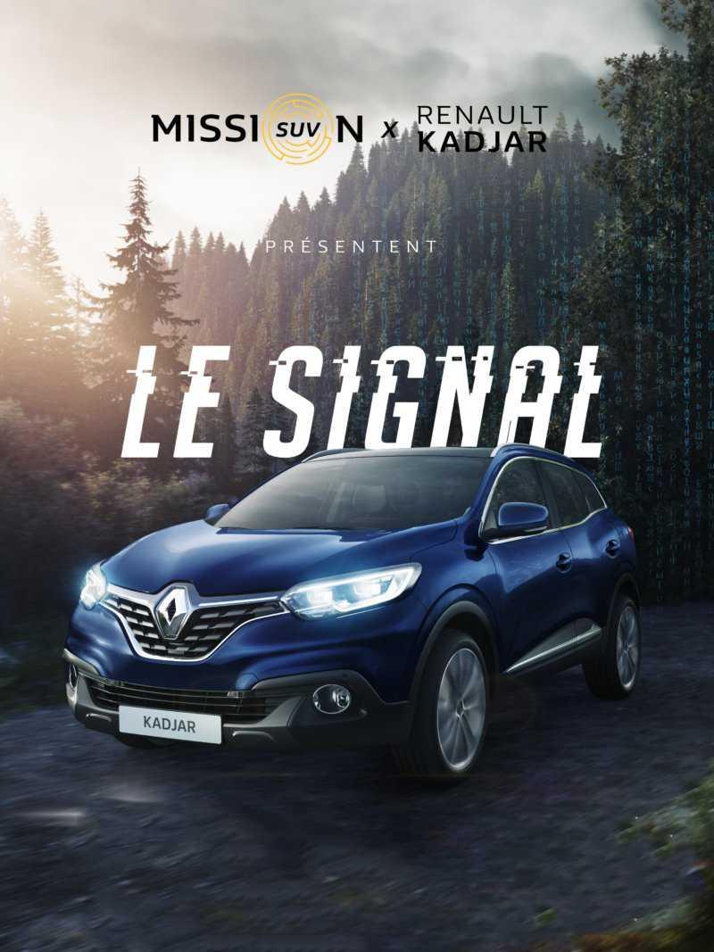 Mission SUV Renault Kadjar
